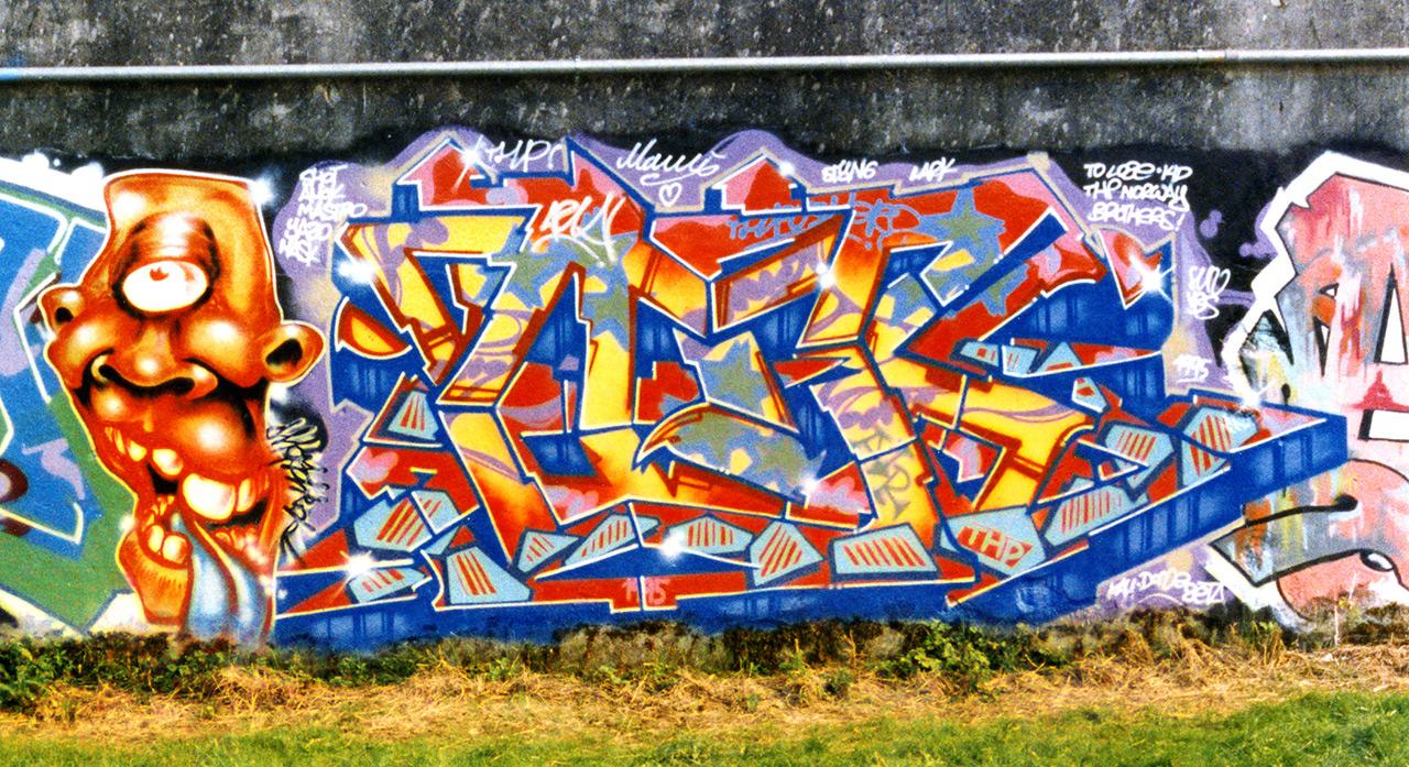 Airone MastroK - Milano 1995