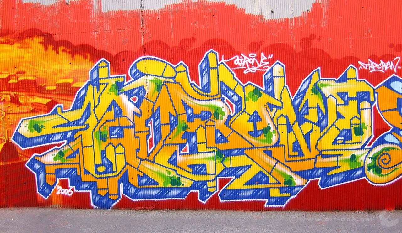 Airone - Bovisa In Linea - Milano 2006