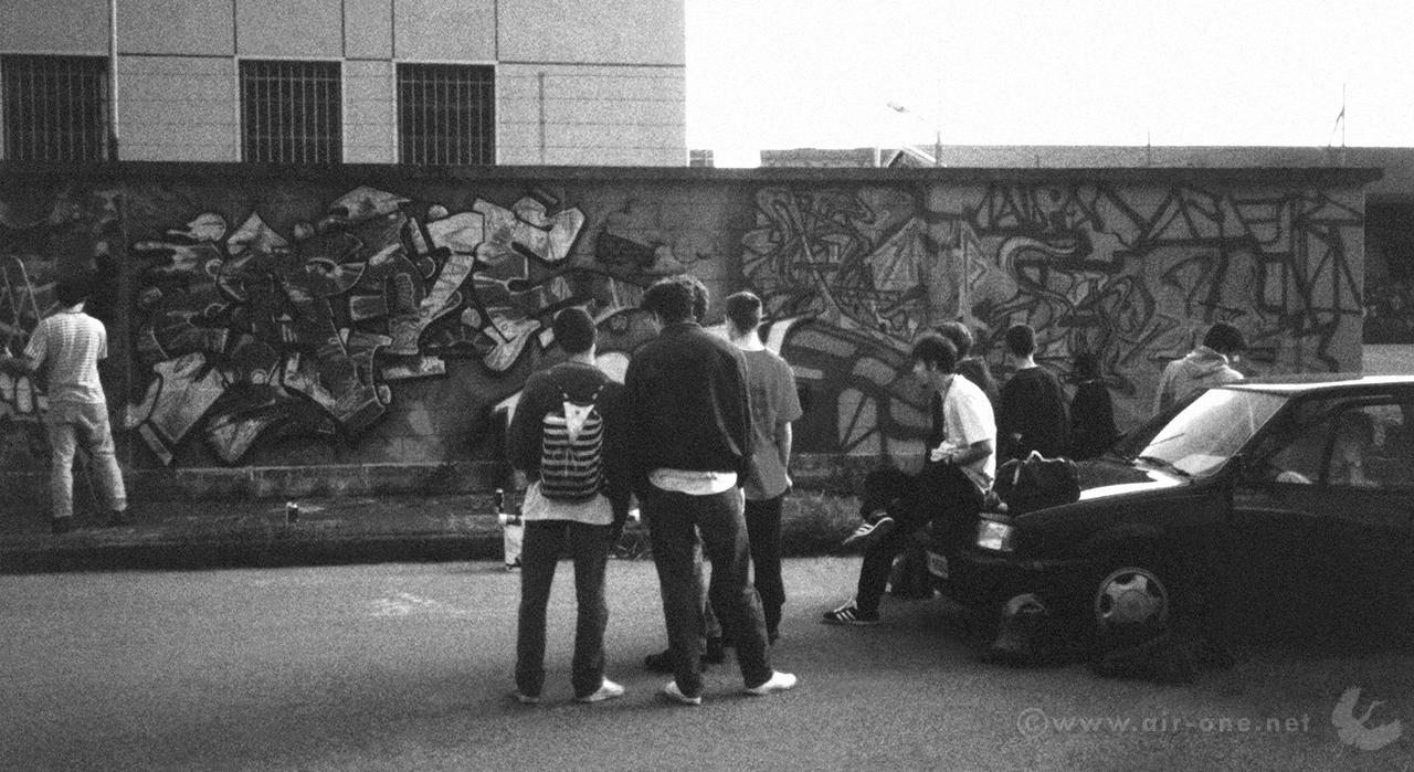 Smith, Sharp, Airone - Milano 1993