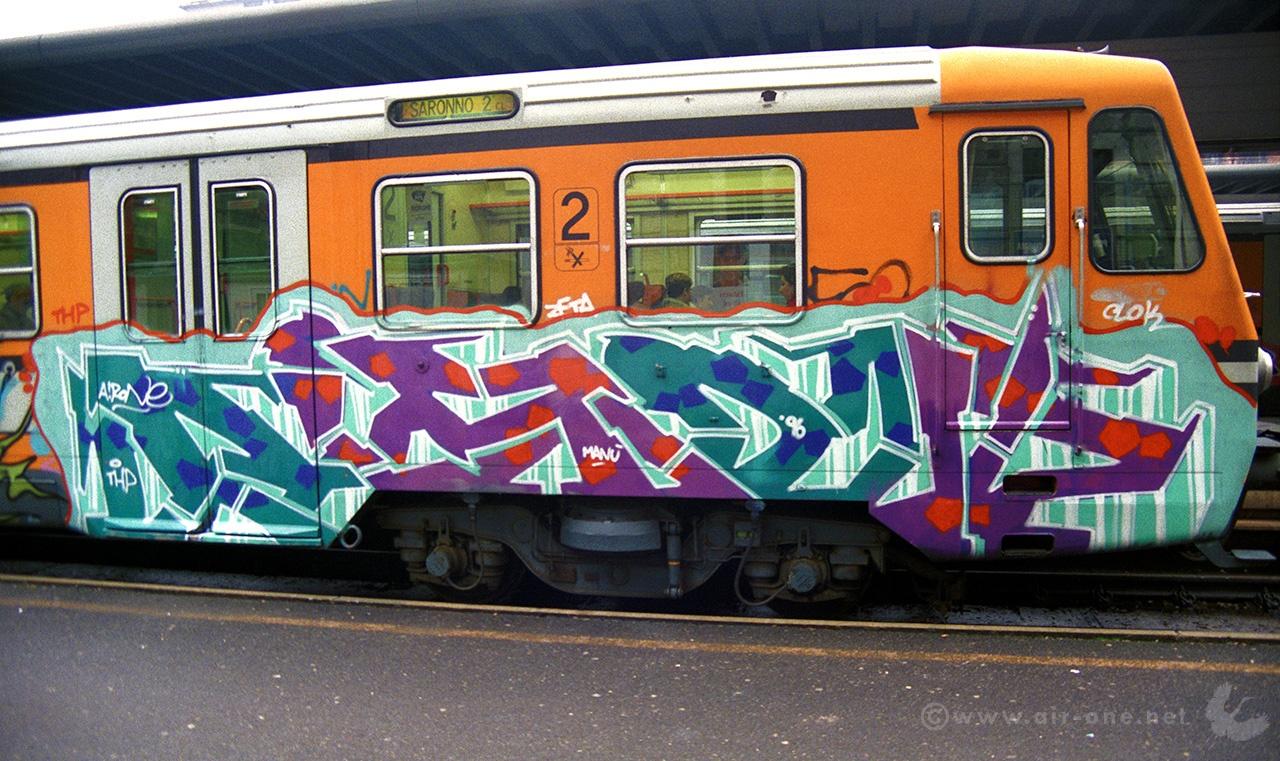 Airone - Milano 1996