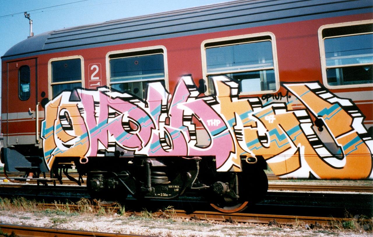 Opium - Milano 1997