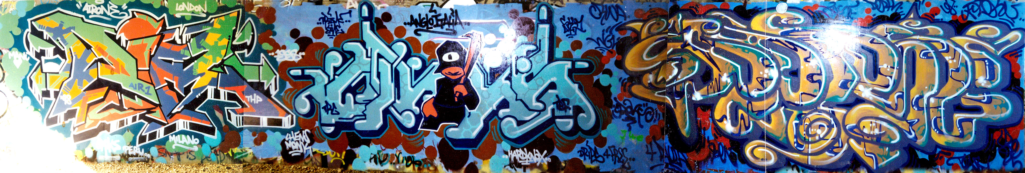 Airone Croks Persue - London 1998