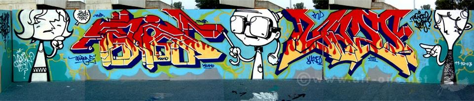 Basik Airone Yazo - Torino 2003