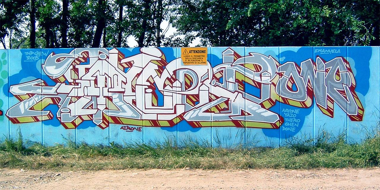 Airone - Brugherio 2005