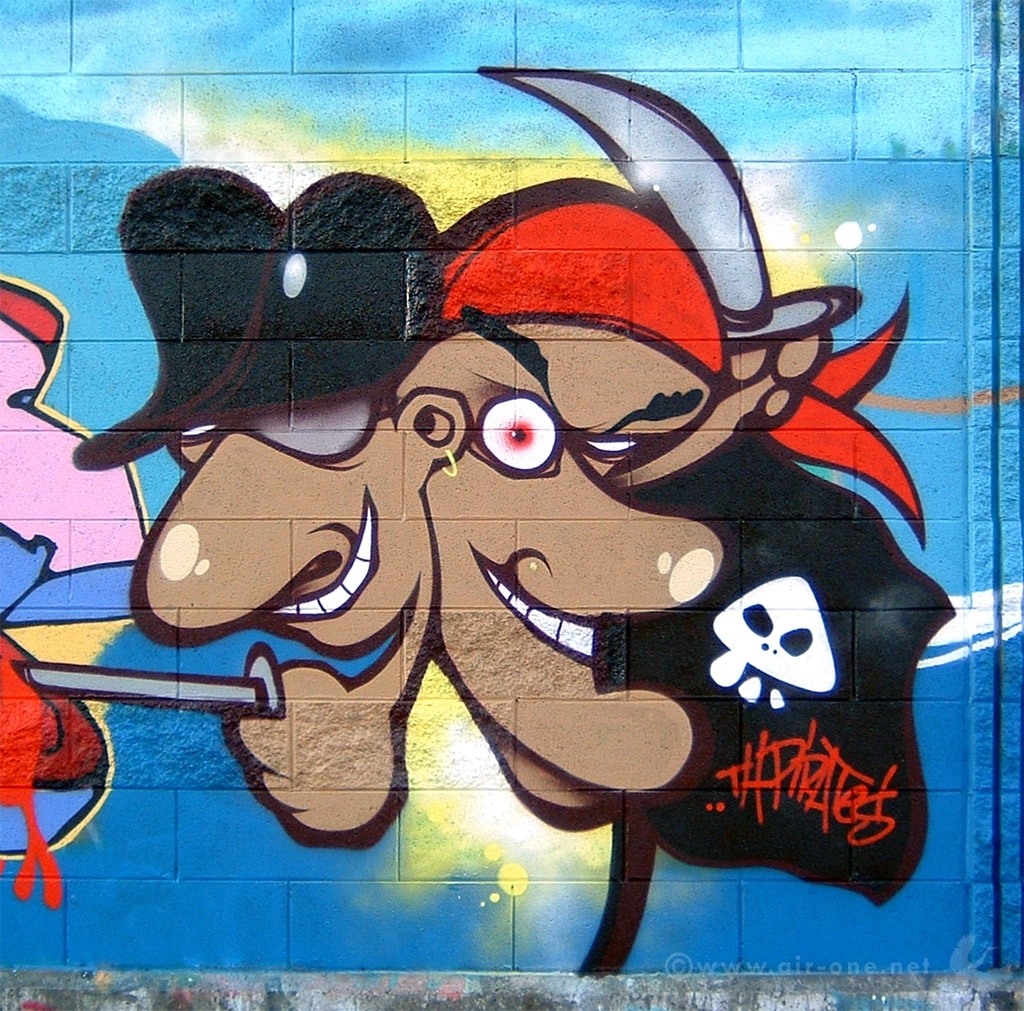 THPirates by KayOne - Jam Galilei - Brugherio 2005