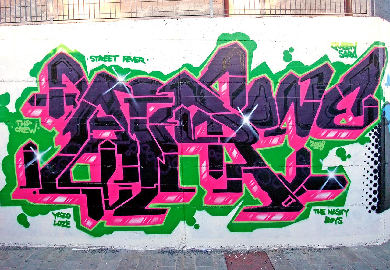 Airone @ Street Fever 2008 - Romano di Lombardia