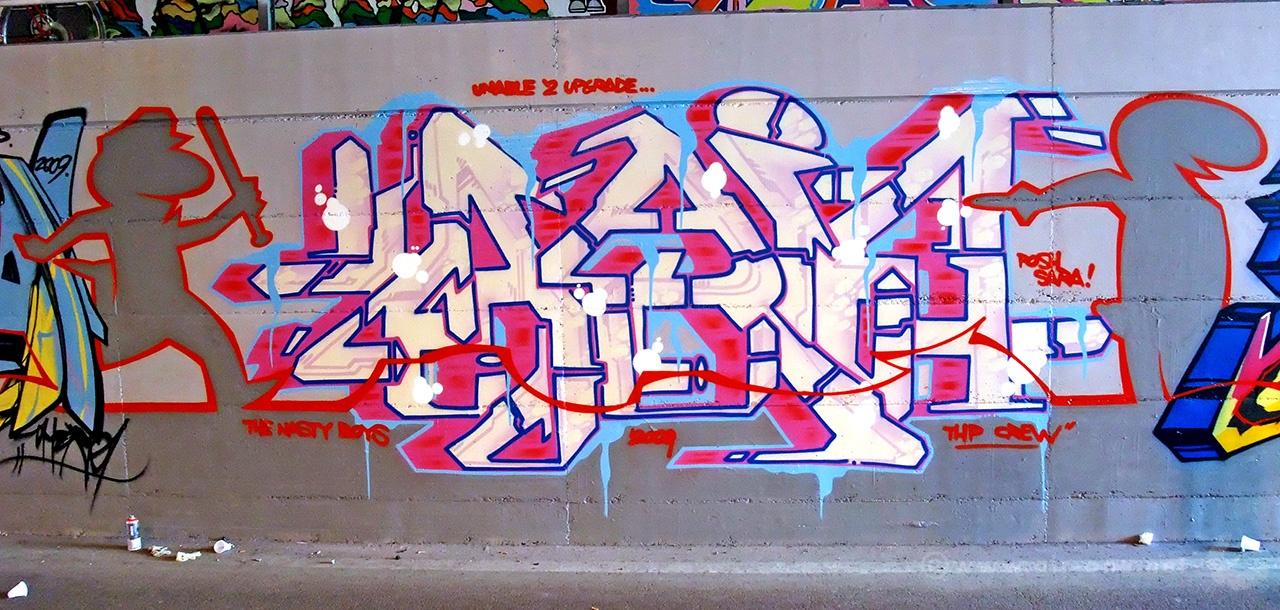 Aria by Airone - Street Fever 2009 - Romano di Lombardia