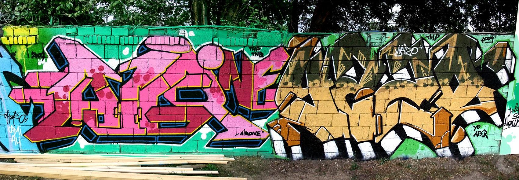 Airone + Yazo - Milano 2009