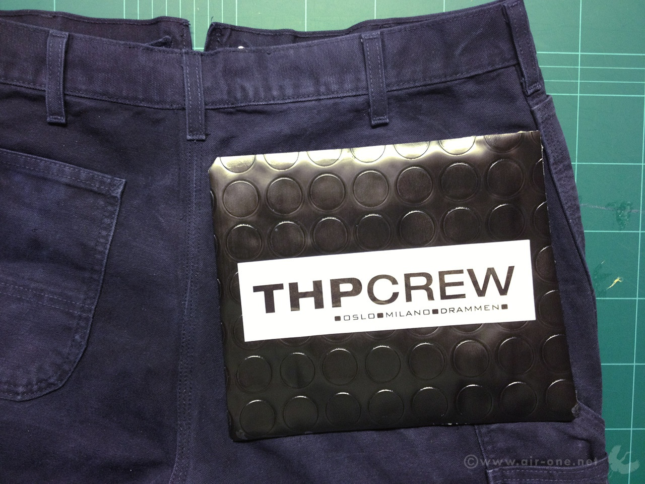 Longboard pants and butt protection for geeks