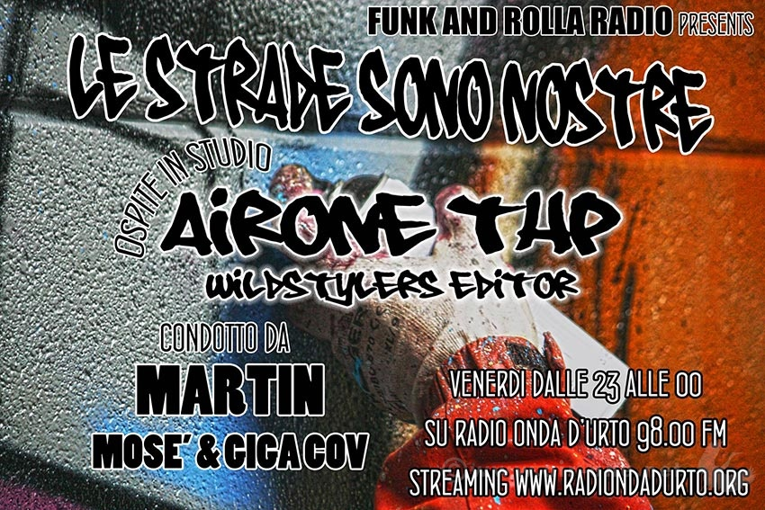 Funk And Rolla presents Le Strade Sono Nostre