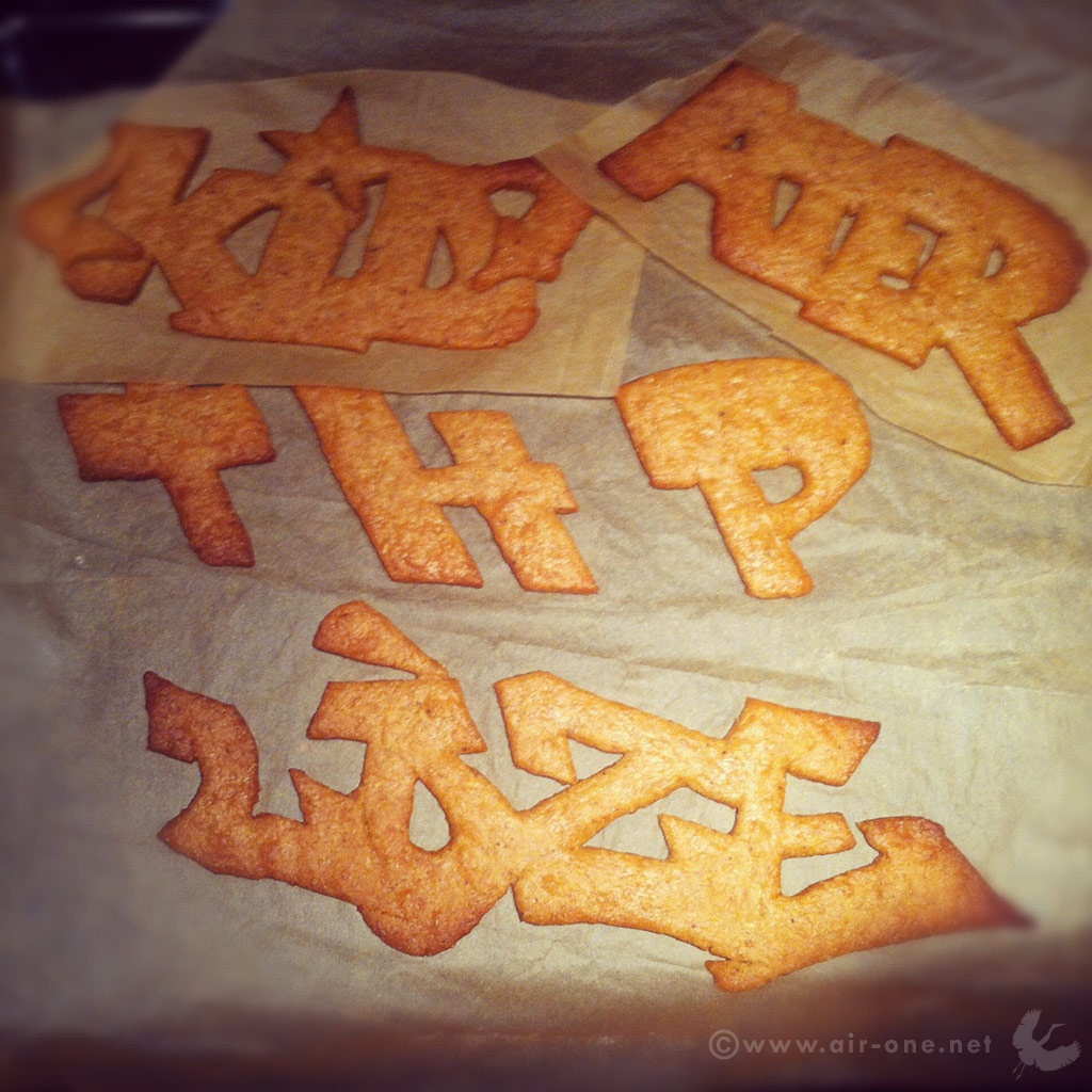 THP cookies by Loze KidOne Ater