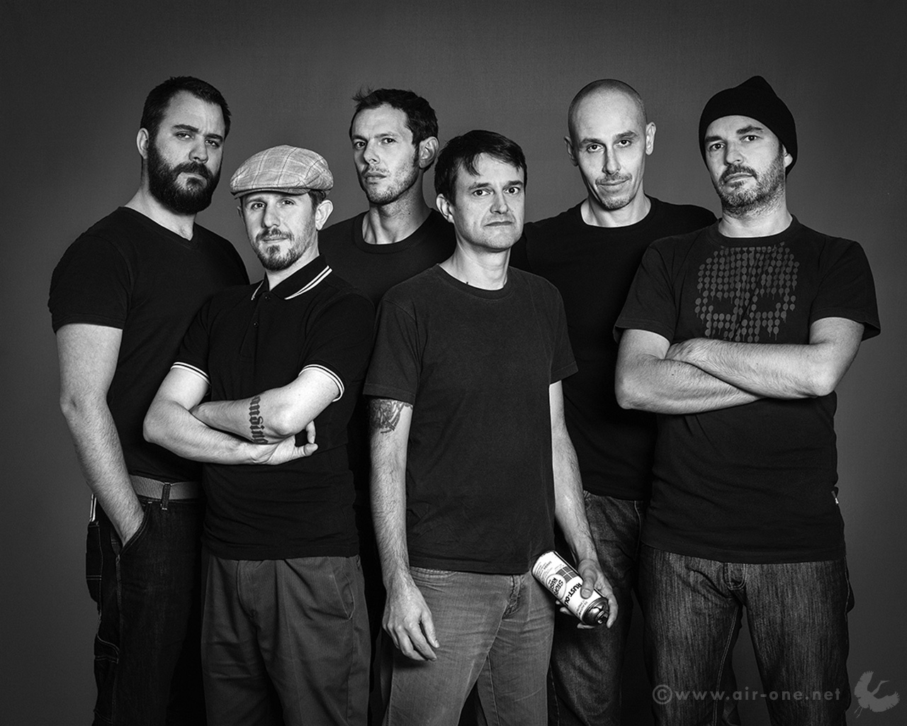THP Crew by Marina Alessi - October 2014