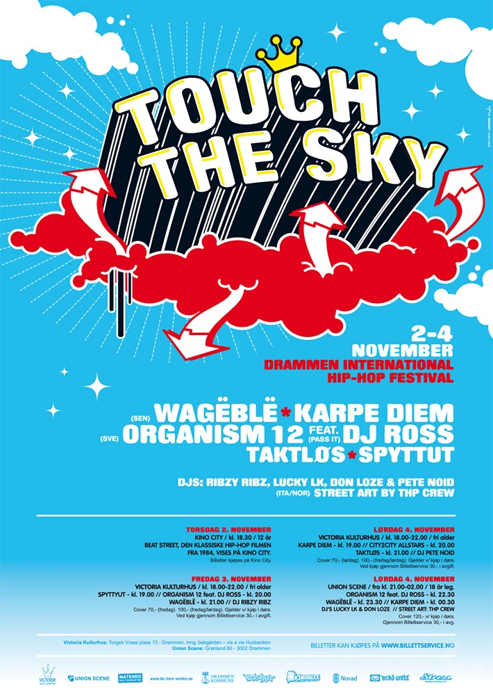 Touch The Sky Festival - Drammen 2006